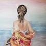 Quand les épaules se dénudent !. Anny Burtscher-Beaudoin
