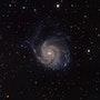 Messier 101. David James