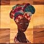 Couleurs d'Afrique. Martine Perry