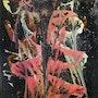 Projection florale. Jean-Marie Passeron