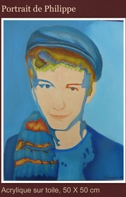 Portrait de Philippe.