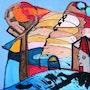 «Paysage dans le vent». Piero
