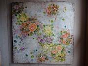 Petit jardin de roses 1. Liloudy