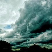 L'orage.