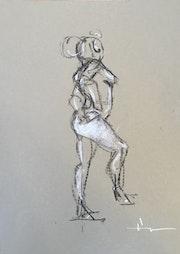 5 Min Sketch Series #2. Dominique Dève