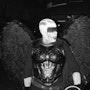 Black angel - ange noir. Lb Photography