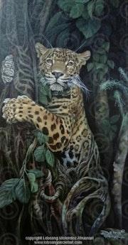 Amazonia mi Hogar. Lobsang Melendez Ahuanari