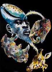 African Spirit.