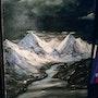 Haute montagne. Fabienne Dequidt