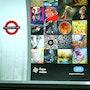 Affiche 7 - Expo Métro London 2019. Artquid Team