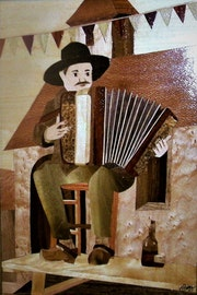 L'accordéoniste.