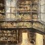 L´ancienne Bibliothéque - die alte Bibliothek. Peter Klonowski