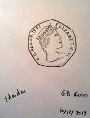 Gb coin.
