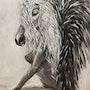 Horsewoman. Hints4Art