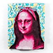 Mona Lisa. Octavian Mielu