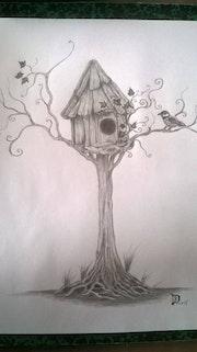 «Juste un toit».