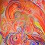 The lovers. Eva Neeracher Interdisciplinary Artist