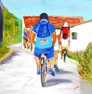 Cyclos 2. Sergio
