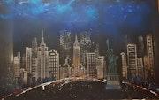 New York la nuit !.