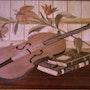 Le violon. Martine Perry