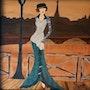 La parisienne. Martine Perry