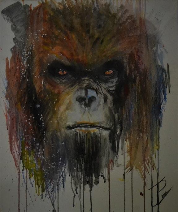 Mister Gorille. Jean-Pierre Lemoine Jean-Pierre Lemoine