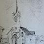 Eglise Onnens fr. Bernard Honig