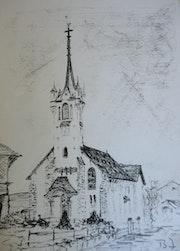 Eglise Onnens fr.