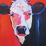 Rosette la vache. Régine Guthmann