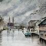 Paris Winter Mood Impression. Karine Andriasyan