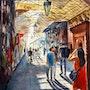 Marrakesh Market - 1. Karine Andriasyan