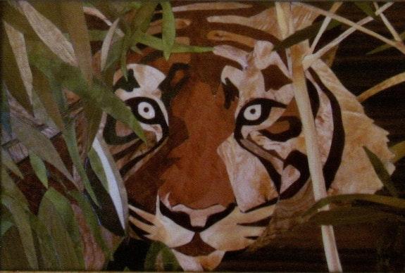 Le tigre. Martine Perry Martine Perry