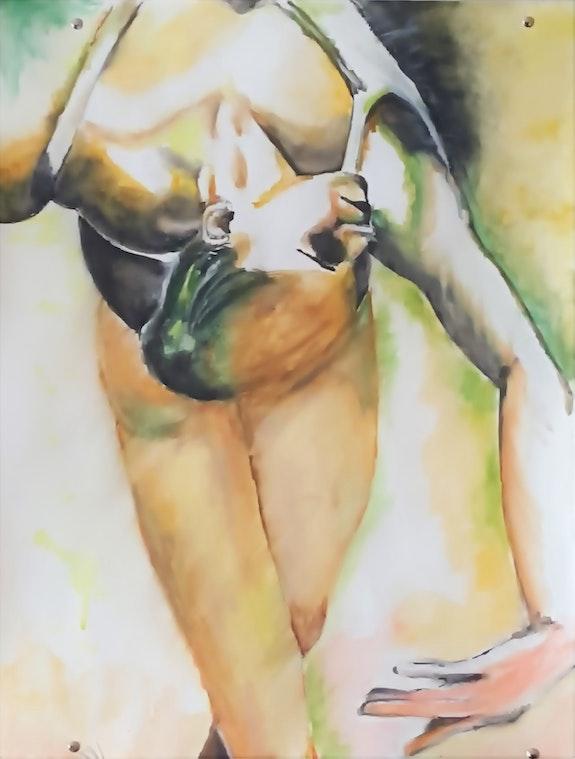 Série «a vous les Artistes» la Danseuse. Veroniq's Véroniq' S