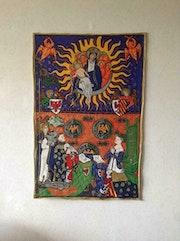Jean II le Meingre dit Boucicaut et Antoinette de Turenne..