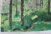Forêt du Vercors. Catherine Souet-Bottiau