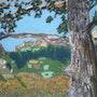 Le massif du Vercors et le Mont Aiguille. Catherine Souet-Bottiau