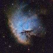 Pacman Nebula.