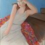 L'attente. Constance Gignoux