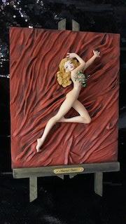 Marilyn Monroe «la nueva Red Velvet». Susana Adalid