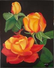 «Roses de sucre».