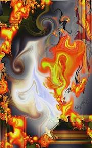 La Flamme.