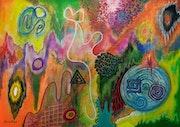 Composición abstracta 5. Sciortino