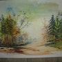 Promenade en forêt. Dany