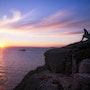 A sunset summer night's dream.. Emmanuel Raussin