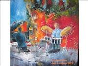 Improvisation Jazz à Vienne 38200.