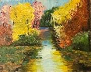 Autumn leaves. Nika Pavliv