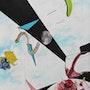 Papilles et fusion (55cm X 38cm). Dany Viaud