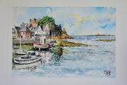 Port Breton.