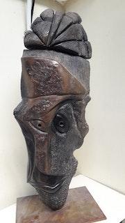 Zimbabouhouhou! !. Sculpteur-Plasticienne