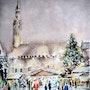 Christmas Fair in Tallinn. Karine Andriasyan